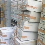 Stock-casiers