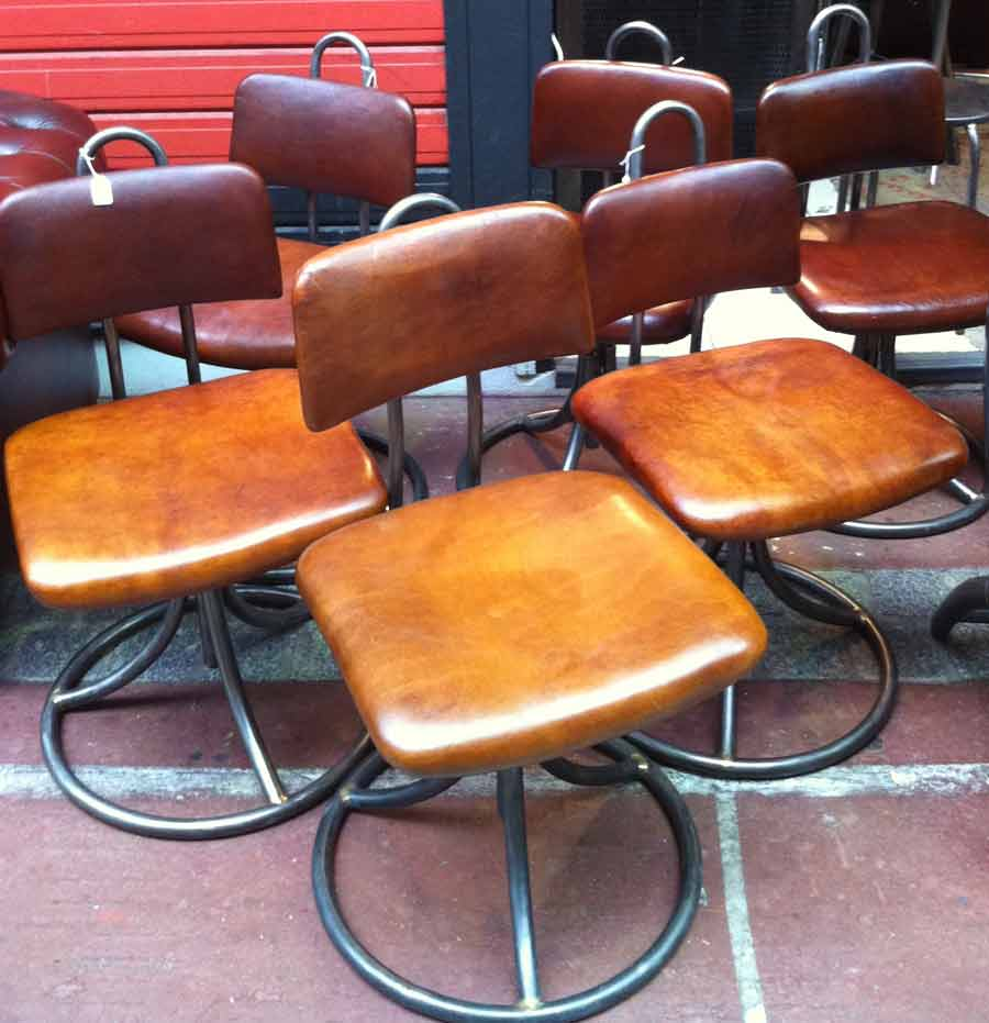 chaises-armee
