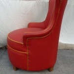 chauffeuse rouge 2