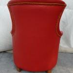 chauffeuse rouge 3