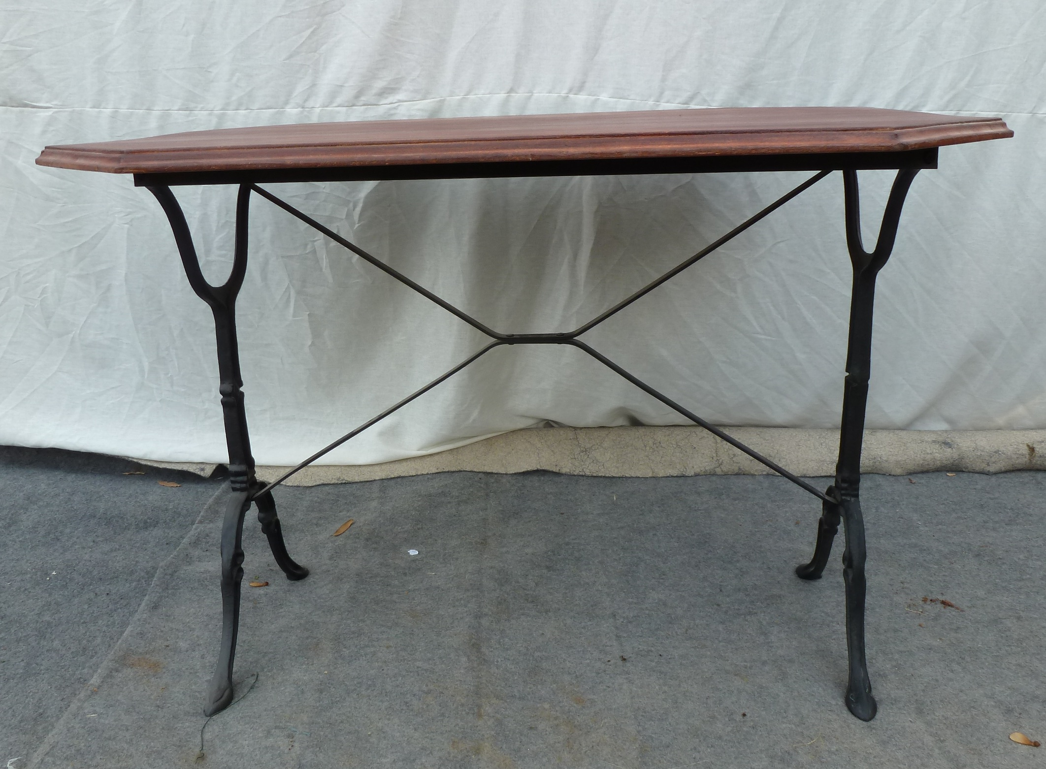 Table bistrot - Table bistrot bois ancienne ...