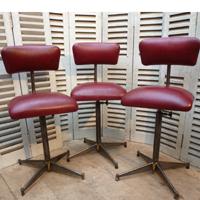 chaises d'atelier